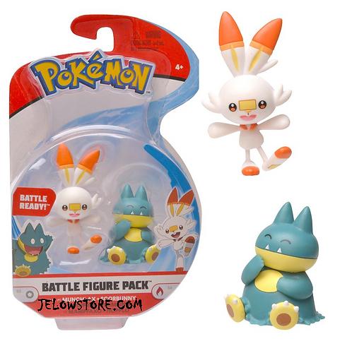 figurine pokemon flambino