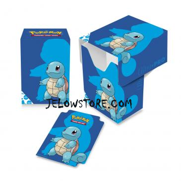 deck box pokémon carapuce