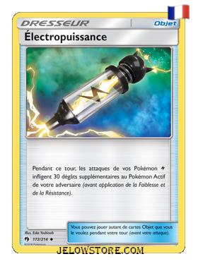 ELECTROPUISSANCE 172/214  FR [SL8 TONNERRE PERDU]