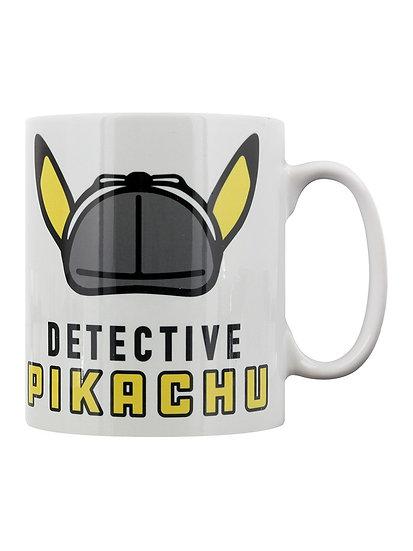 mug detective pikachu hat icon