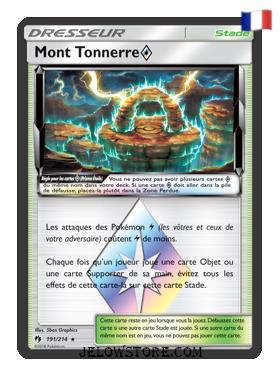 MONT TONNERRE PRISME 191/214 FR [SL8 TONNERRE PERDU]