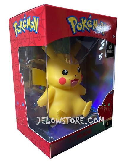Figurine Vinlyle Select Série 1 - Pokémon Kanto [Pikachu] 10cm