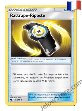 RATTRAPE-RIPOSTE 170/214 FR [SL8 TONNERRE PERDU]