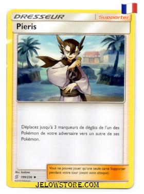 PIERIS 199/236 FR SL11 HARMONIE DES ESPRITS