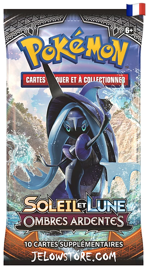 Boosters Soleil et Lune - Ombres Ardentes FR