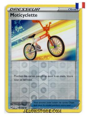 MOTICYCLETTE REVERSE 181/202 FR [EPEE ET BOUCLIER]