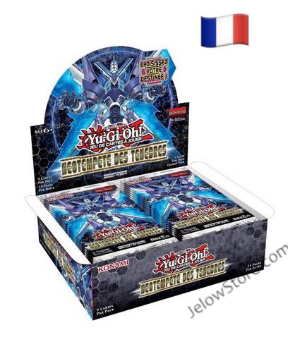 Yu-Gi-Oh! La néo Tempête des ténèbres FR Display de 24 boosters