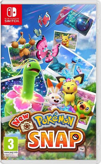 Nintendo Switch - New Pokémon Snap FR