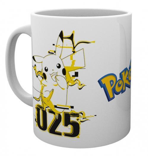 Mug Pokémon 300 ML - PIKACHU 025