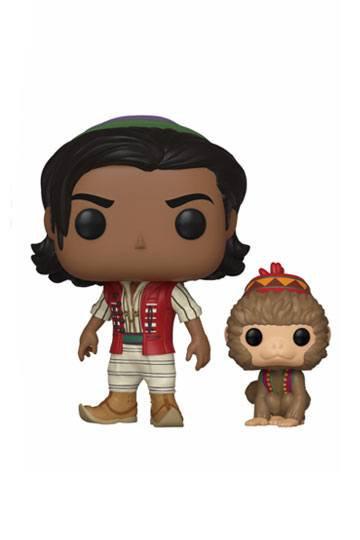 Figurine POP aladdin et abu 538