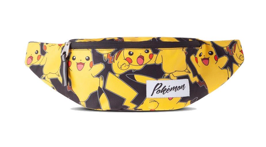 sac banane pokémon pikachu