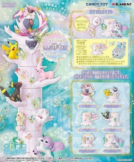 PKMN  ATSUMETE! KASANETE! NO MORI 6 SHINPI KAGAYAKU BASHO - Collection Complète