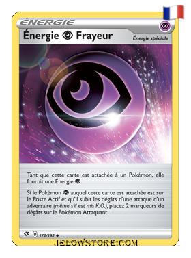 ENERGIE (PSY) FRAYEUR 172/192 FR [EB02 CLASH DES REBELLES]