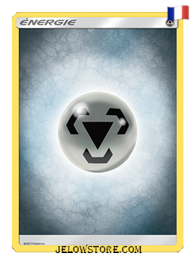 carte pokemon energie metal 2017