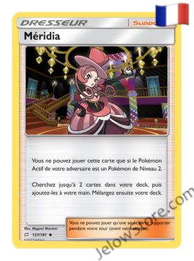 MERIDIA 137/181 FR [SL9 DUO DE CHOC]