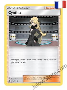 CYNTHIA 119/156 FR [SL5 ULTRA-PRISME]