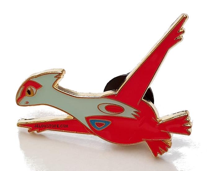 Pin's Pokémon Latias