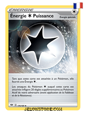 ENERGIE PUISSANCE 176/189 FR [EB03 TENEBRES EMBRASEES]