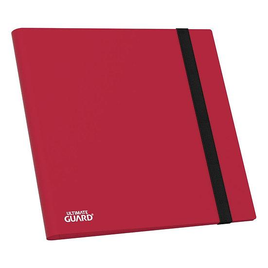 Portfolio 12-Pocket QuadRow Flexxfolio 480 [Ultimate Guard] - Rouge