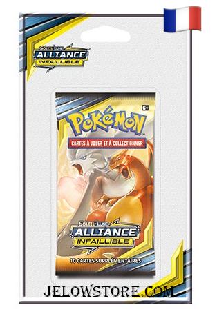 Acheter Booster sous blister Pokémon Soleil et Lune 10 Alliance Infaillible FR