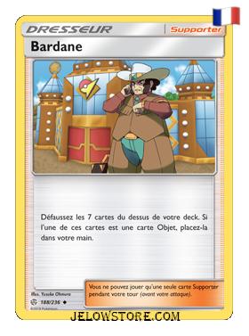 BARDANE 188/236 FR [SL12 ECLIPSE COSMIQUE]