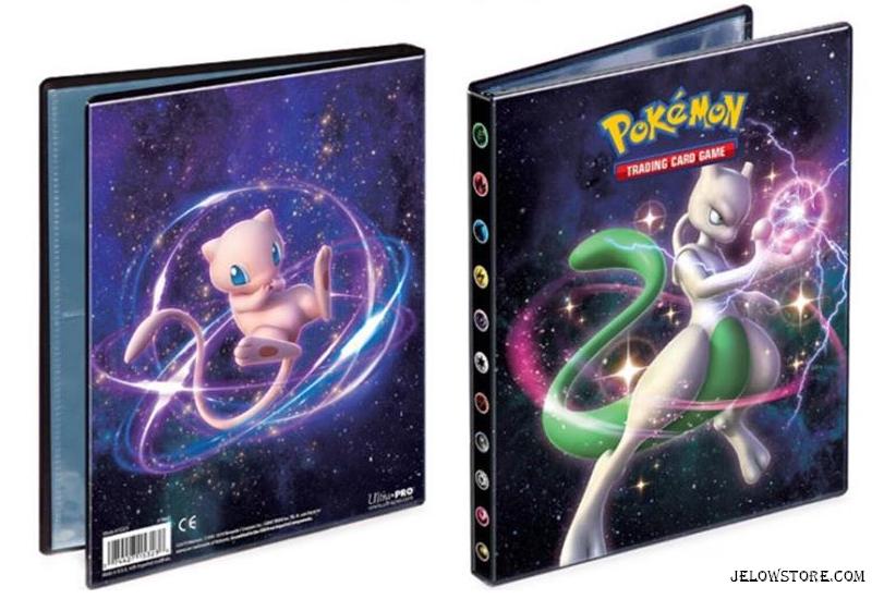 Portfolio Pokémon A5 / 4 pochettes [SL11.5 Destinées Occultes]