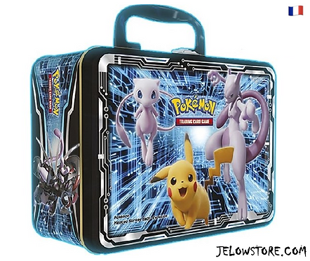 Valisette Collector 2019 mewtwo dracaufeu pikachu [Collector Chest 2019] FR