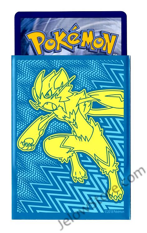 Sleeve Pokémon - Zeraora x65