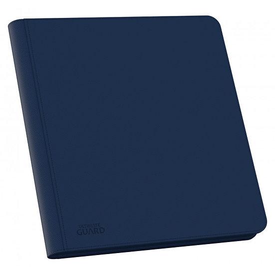 Portfolio 12-Pocket QuadRow ZipFolio XenoSkin [Ultimate Guard] - Bleu