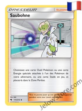 SAUBOHNE 173/214 FR [SL8 TONNERRE PERDU]