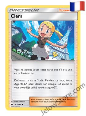 CLEM 103/131 FR [SL6 LUMIERES INTERDITES]