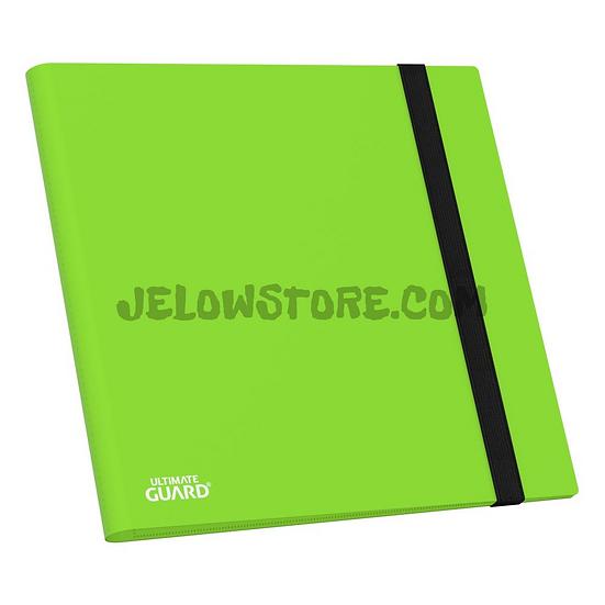 Portfolio 12-Pocket QuadRow Flexxfolio 480 [Ultimate Guard] - Vert Clair