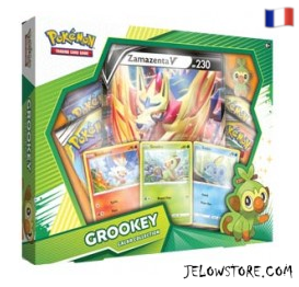 Coffret Preview - Collection Galar - Zamazenta V - Ouistempo [FR]