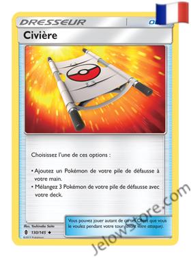CIVIERE 130/145 FR [SL2 GARDIENS ASCENDANTS]