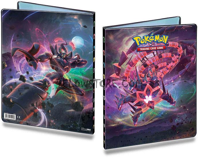 Portfolio Pokémon A4 / 9 pochettes [EB03 - Ténèbres Embrasées]