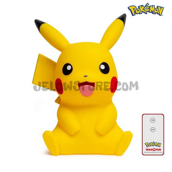 Teknofun - Pikachu assis - Lampe LED 40cm