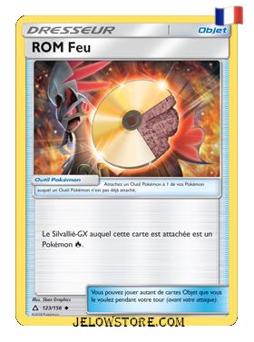 ROM FEU 123/156 FR [SL5 ULTRA-PRISME]