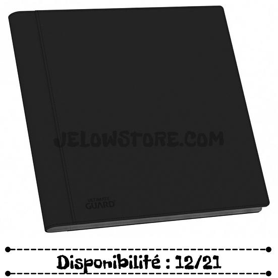 Portfolio 12-Pocket QuadRow XenoSkin [Ultimate Guard] - Noir