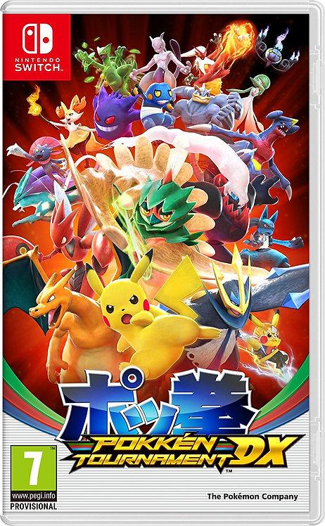 Nintendo Switch Pokken Tournament DX FR