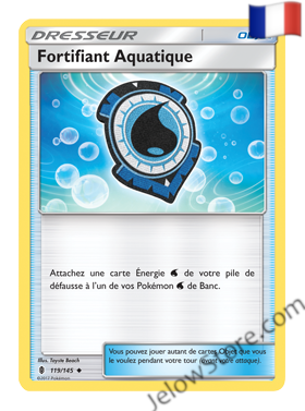 FORTIFIANT AQUATIQUE119/145 FR [SL2 GARDIENS ASCENDANTS]