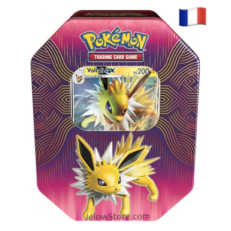Pokébox Paques 2019 Voltali-GX FR Pokémon Carte Pokémon