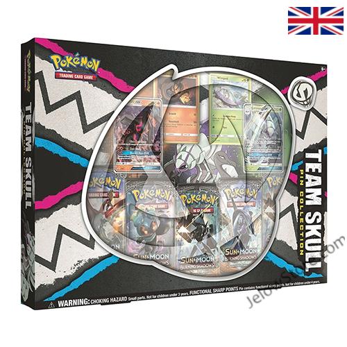 Collection Box - PIN - Team Skull US