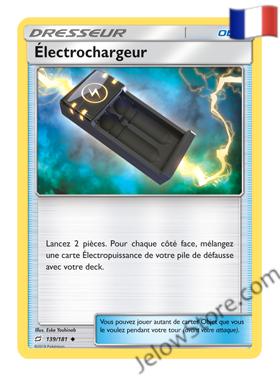 ELECTROCHARGEUR 139/181 FR [SL9 DUO DE CHOC]