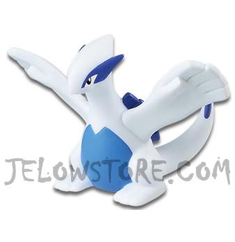 Pokémon - Mini Sofubi Figure Vol.4 - Lugia