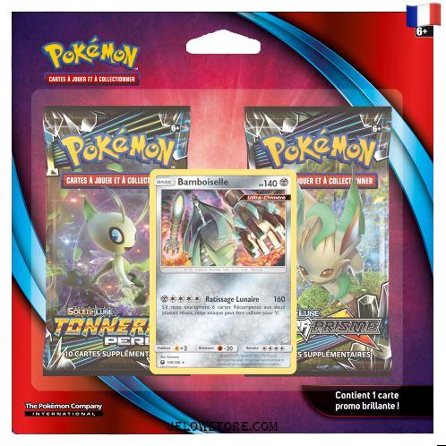 Pokémon Duopack 2019 Bamboiselle FR