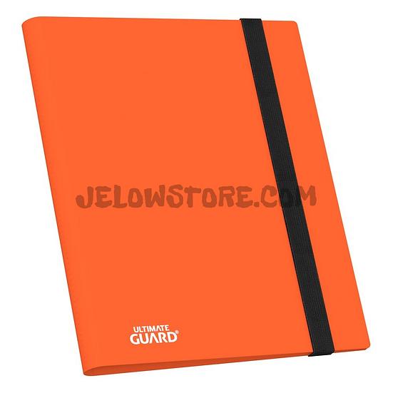 Portfolio A4 / 9 cases [Ultimate Guard] - FlexXfolio 360 - Orange