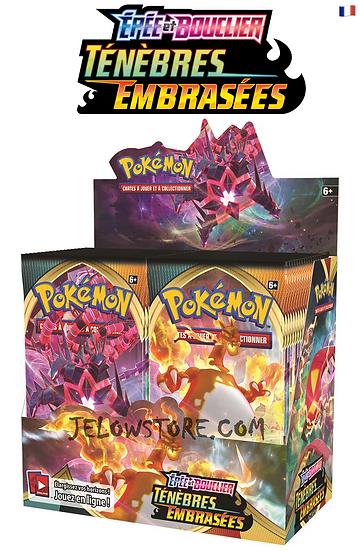 display pokemon eb03 ténèbres embrasées