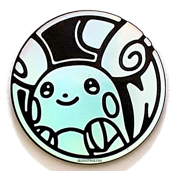 Pièce Pokémon Raichu d'Alola