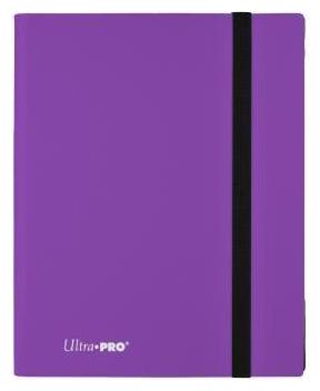 pro binder ultra pro mauve