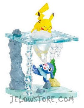POKEMON WORLD GLITTERING SEA - Pikachu + Otaquin